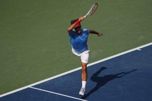 Roger Federer, US Open 2012