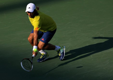 Fernando Verdasco, US Open 2012