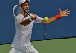 Novak Djokovic, US Open 2012