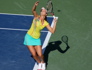 Laura Robson, US Open 2012
