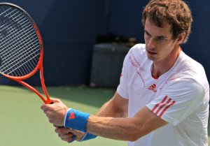 Andy Murray at US Open 2012