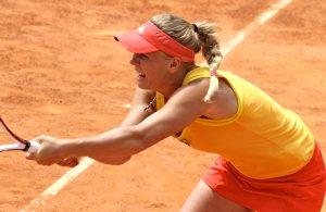 Caroline Wozniacki, Rome 2012