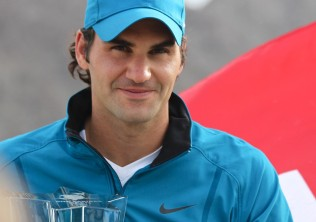 Roger Federer won the 2012 Indian Wells Masters