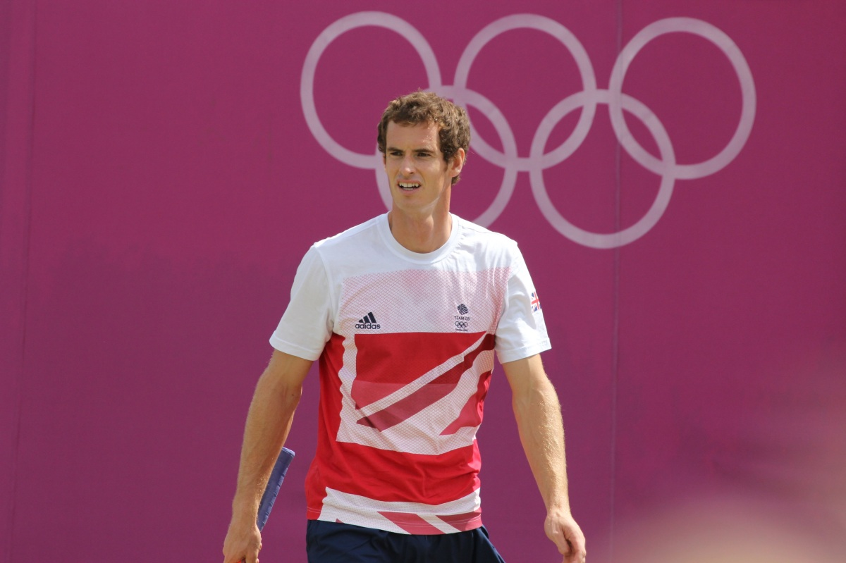 Andy Murray, Olympics 2012