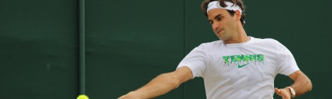 Roger Federer, Wimbledon 2012